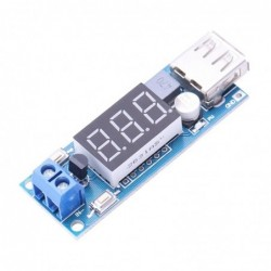 Buck Converter USB + Display