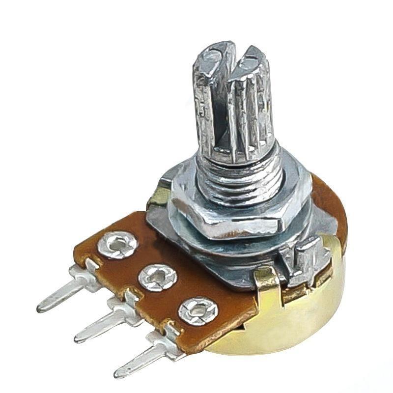 Heatsink TO-220 – 10 fins 1 Inch Alumunium Gold