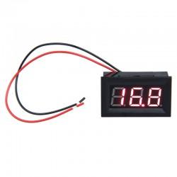 """VoltMeter DC 0.56"""" 4.5V –..."""