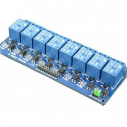 Mod. Relay 5V - 8 Channel
