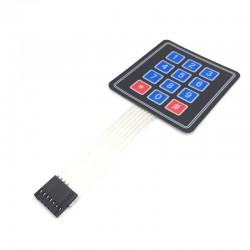 Membran Keypad 3x4