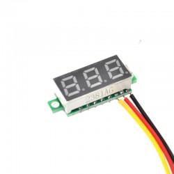 "Volt Meter DC 3 Wire 0.28""..."