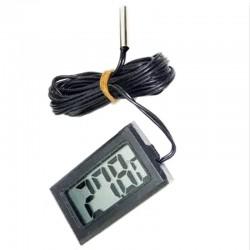 Termometer Digital Hitam