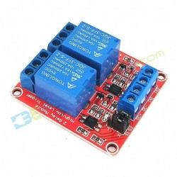 Mod. Relay 5V - 2 Channel