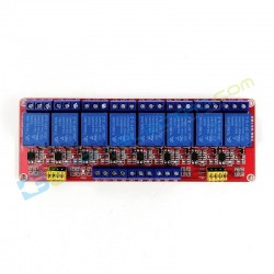 Relay Module 5V 8 Ch