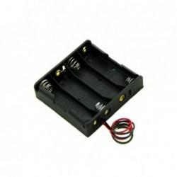 Battery Holder 4x AA