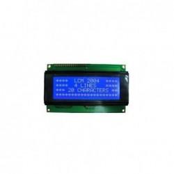 LCD 20x4 Biru + I2C
