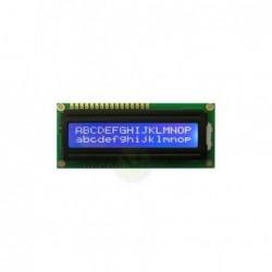LCD 16x2 Biru + I2C