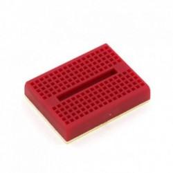 Mini Breadboard Merah