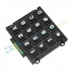 Keyboard Button Matrix 4x4