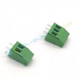 T Blok KF-301 - Hijau 2 Pin