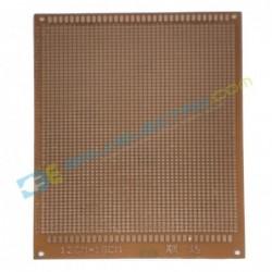 PCB Coklat Lubang 12x18 cm