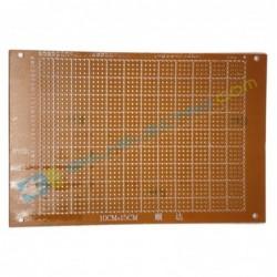 PCB Coklat Lubang 10x15 cm