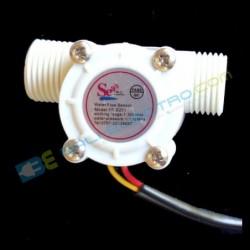 Water Flow Sensor Putih