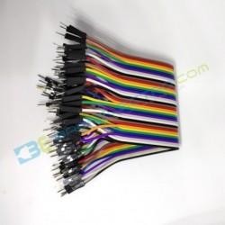 Kabel Dupont 40 Pin M – M 15cm