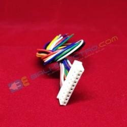 Kabel XH2.54 20cm – 10Pin