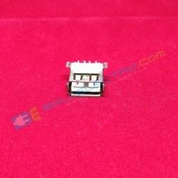 USB-A 180 Derajat Lurus