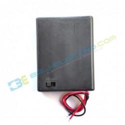 Battery Holder 4x  AAA +...