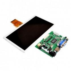 """LCD 7"""" HDMI + VGA"""
