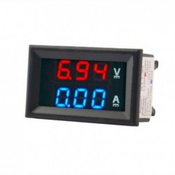 Volt & Amp Meter