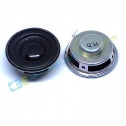 Speaker 3W 4 Ohm 4cm