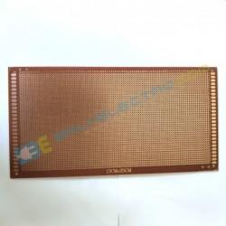 PCB board circuit 13x25 Cm