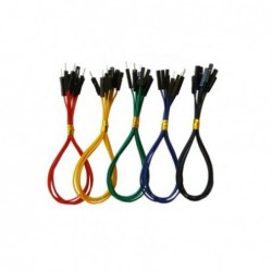 Kabel Jumper 1Pin x4 M - F...