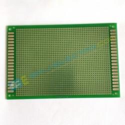 Lubang SS - 10x15 cm Hijau