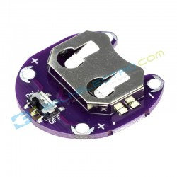 Arduino LilyPad Battery Holder