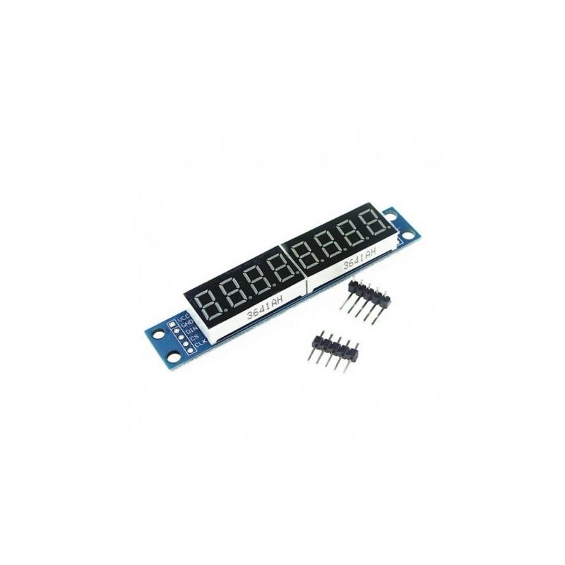 bali electro - jual led display 8 digit di denpasar