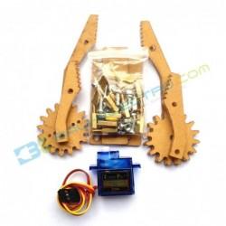 Clamp Arm Robot Akrilik