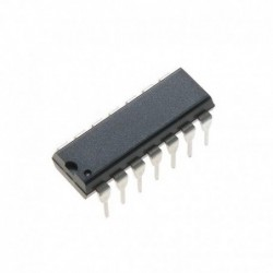 MC14066 BCP (DIP-14)