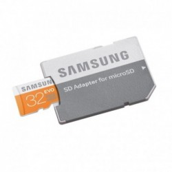 MicroSD NOOBS 32GB + Adapter