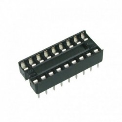 Socket 18 Pin x2