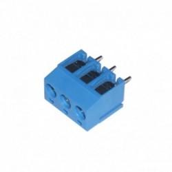 T Blok KF-301 Biru - 3 Pin...