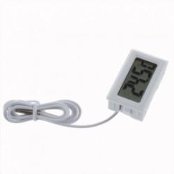 Termometer Digital Putih