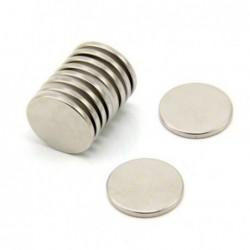 Magnet Neodymium Bulat 25x2 mm
