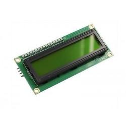 LCD 16x2 Hijau + I2C