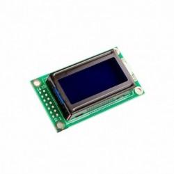 LCD 8x2 Biru