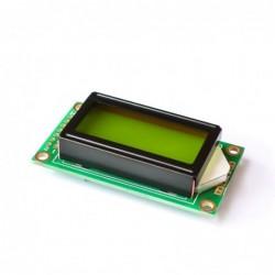 LCD 8x2 Hijau